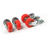Scicon 4 Wheels Plus Screws for Aerocomfort