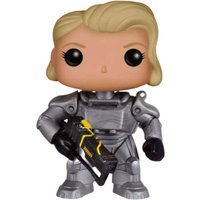 Fallout 4 Unmasked Female Power Armor Pop! Vinyl Figure - Computer Games Gifts
