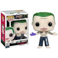 Suicide Squad Joker Shirtless Funko Pop! Figur