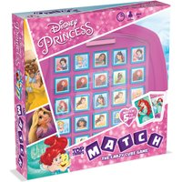 Top Trumps Match Board Game - Disney Princess Edition - Disney Gifts