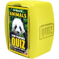 Top Trumps Quiz Game - Animals Edition - Animals Gifts