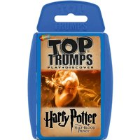 Top Trumps Card Game - Harry Potter and the Half-Blood Prince Edition - Harry Potter Gifts