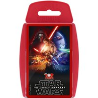 Top Trumps Card Game - Star Wars: The Force Awakens Edition - Star Wars Gifts
