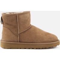 UGG Women's Classic Mini II Sheepskin Boots - Chestnut - UK 4
