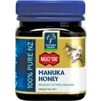 MGO 100+ Pure Manuka Honey Blend - 250G