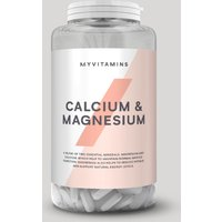 Calcium & Magnesium Tablets - 270Tablets