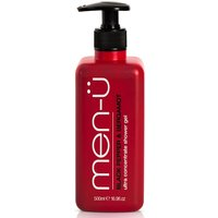 men-ü Black Pepper and Bergamot Shower Gel 500ml - With
