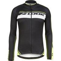 Look Pro Team Long Sleeve Jersey - L - Black/Yellow