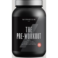 Myprotein THE Pre Workout - 30servings - Fruit Punch