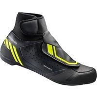 Shimano RW5 Dryshield SPD-SL Winter Shoes - Black - EU 39 - Black