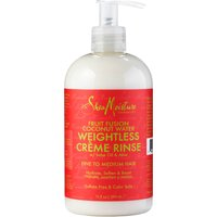 Shea Moisture Fruit Fusion Weightless Creme Rinse Conditioner 384ml