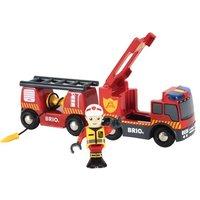 Brio Emergency Fire Truck