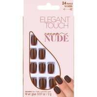 Elegant Touch Nude Collection Nails - Cocoa