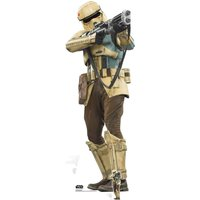 Star Wars: Rogue One Shoretrooper Cut Out - Star Wars Gifts