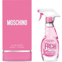 Moschino Fresh Couture Pink EDT 50ml Vapo  women
