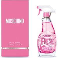 EDT Fresh Couture Pink de Moschino Vaporizador de 100 ml