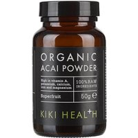 Acai orgánico en polvo de KIKI Health 50 g