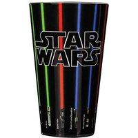 Star Wars Lightsaber Glass - Black - Star Wars Gifts