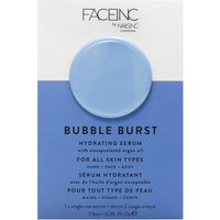 Mascarilla hidratante de noche Bubble Burst Smoothing Hydro Night de FACEINC by nails inc. 10 ml
