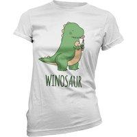Winosaur Women's T-Shirt - White - M - White
