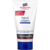 Crema de manos concentrada Fórmula Noruega de Neutrogena 75 ml