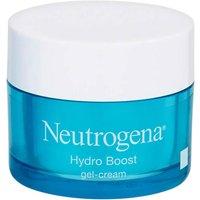 Neutrogena Hydro Boost Gel Cream Facial Moisturiser for Dry and Dehydrated Skin 50ml