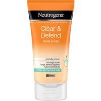 Neutrogena(r) Clear & Defend Facial Scrub