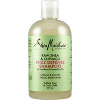 Shea Moisture Raw Shea & Cupuacu Frizz Defense Shampoo 384ml