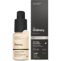 The Ordinary Coverage Foundation with SPF 15 by The Ordinary Colours 30ml (Various Shades) - 1.0NS