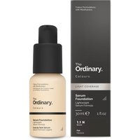 The Ordinary Serum Foundation with SPF 15 by The Ordinary Colours 30ml (Various Shades) - 1.1N