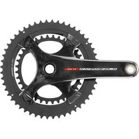 Campagnolo H11 11 Speed HO Ultra Torque Chainset - Black - 53-39T x 175mm - Black