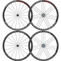 Campagnolo Bora One 35 Tubular Wheelset 2018 - Shimano/SRAM - Bright Label