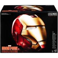 Hasbro Marvel Legends Avengers Iron Man Elektrohelm (Voller Größe)