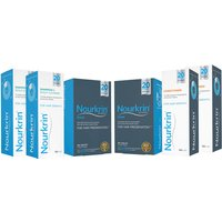Nourkrin Man for Hair Preservation 6 Month Bundle with Shampoo and Conditioner x2 (Worth PS311.78)