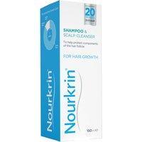 Nourkrin Shampoo and Scalp Cleanser 150ml