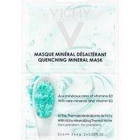 Mascarilla mineral saciante Quenching Mineral Mask de Vichy 2 x 6 ml