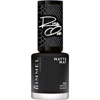 Esmalte de uñas 60 Seconds Rita Shades of Black de Rimmel (varios tonos) - Black Matte 906