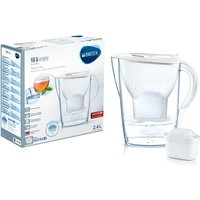 BRITA Maxtra+ Marella Cool Water Filter Jug - White