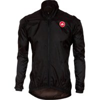 Castelli Squadra ER Jacket - XL - Black
