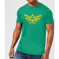 Nintendo The Legend Of Zelda Hyrule Men's T-Shirt - Green - S - Green