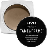 Fijador de Cejas Tame & Frame Tinted Brow Pomade NYX Professional Makeup (Varios Tonos) - Blonde