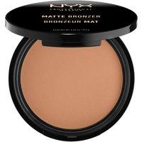 Polvos Bronceadores Matte Bronzer NYX Professional Makeup (Varios Tonos) - Light