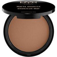 Polvos Bronceadores Matte Bronzer NYX Professional Makeup (Varios Tonos) - Medium