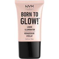 Iluminador Líquido Born To Glow! NYX Professional Makeup (Varios Tonos) - Sunbeam