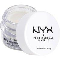 Prebase para sombra de ojos NYX Professional Makeup (Varios Tonos) - White Pearl