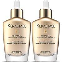 Dúo de sérums concentrados para cabello y cuero cabelludo Initialiste Advanced de Kérastase (2 x 60ml)