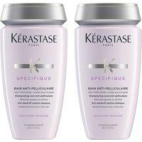 Dúo de champús Specifique Bain Anti-Pelliculaire de Kérastase (2 x 250 ml)