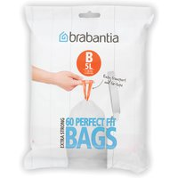 Brabantia PerfectFit Dispenser Pack B - 5 Litre (Pack of 60)