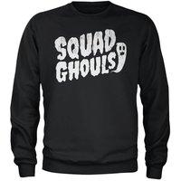 Squad Ghouls Black Sweatshirt - S - Black