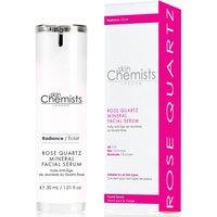 skinChemists London Rose Quartz Mineral Facial Serum 30ml